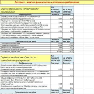 Финансовый анализ с диагностикой фиктивного банкротства (pro)